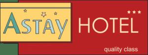 Anfahrt Astay Hotel Logo